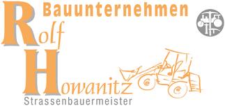 Bauunternehmen Rolf Howanitz - Logo
